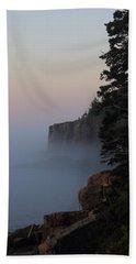 Otter Cliffs 2 Hand Towel