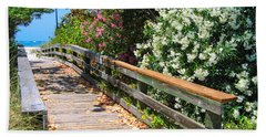 Pathway To Beach Hand Towel