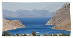 Pedi Bay Symi Bath Towel
