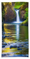 Punchbowl Falls Bath Towel