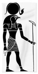 Ra - God Of The Sun Bath Towel