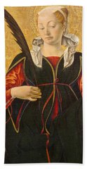 Saint Lucy Bath Towel