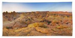 Coyote Buttes Arizona Bath Towel