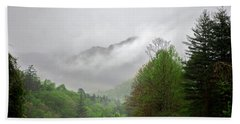 Smoky Mountains Bath Towel