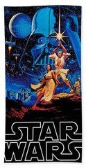 Star Wars Hand Towel