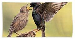 Starlings Hand Towel