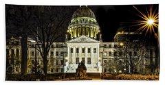State Capitol Bath Towel