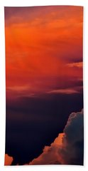Storm Moving In 16101 Hand Towel