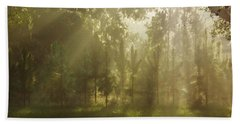 Sunshine Morning Hand Towel