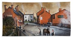 The Blackcountry Village Hand Towel
