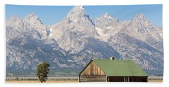 The Grand Teton Hand Towel