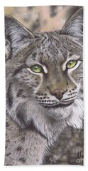 The Lynx Effect Hand Towel