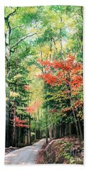 The Promise Of Change Bath Towel