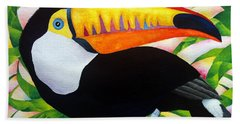 Toucan Bath Towel