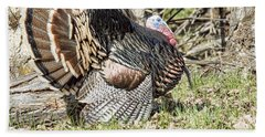 Turkey Tom Bath Towel