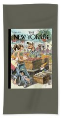 New Yorker May 30th, 2011 Bath Towel