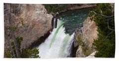 Upper Falls Hand Towel