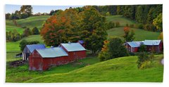 Vermont's Jenne Farm Hand Towel