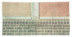 Wall Background Hand Towel