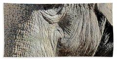 Wise One,elephant  Hand Towel