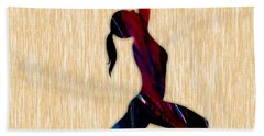 Fitness Yoga Hand Towel