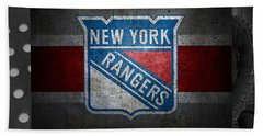 New York Rangers Bath Towel