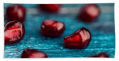 Pomegranate Bath Towel