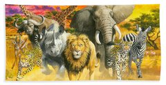 Africa's Finest Hand Towel
