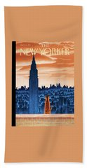 New Yorker January 12th, 2009 Hand Towel