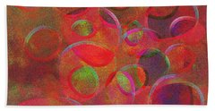 1153 Abstract Thought Bath Towel