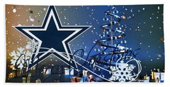 Dallas Cowboys Hand Towel