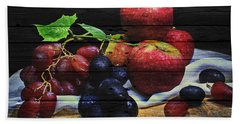 Fruit Hand Towel