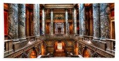 Minnesota State Capitol Hand Towel