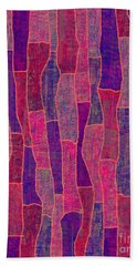 1344 Abstract Thought Bath Towel