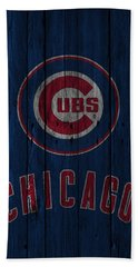Chicago Cubs Hand Towel