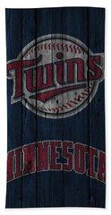 Minnesota Twins Hand Towel