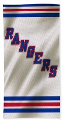 New York Rangers Hand Towel