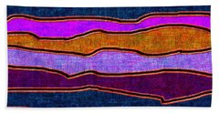 1536 Abstract Thought Bath Towel