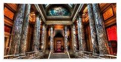 Minnesota State Capitol  Bath Towel
