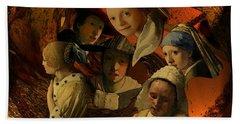 17th Century Maidens Bath Towel