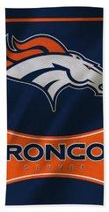 Denver Broncos Uniform Hand Towel