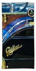 1911 Cadillac Roadster Hand Towel