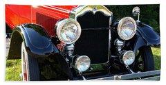 1924 Buick Bath Towel