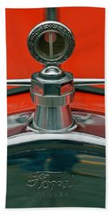 1926 Ford Coupe Hand Towel