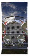 1928 Auburn Model 8-88 Speedster Bath Towel
