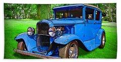 1930 Ford Bath Towel