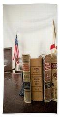 1930s Era Alabama Law Books Hand Towel