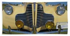 1940 Buick Phaeton Bath Towel