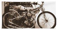 1950 Rotrax-jap Hand Towel