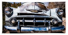 1953 Chevy Bel Air Bath Towel